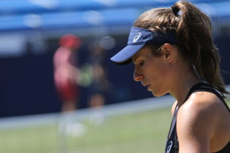 Konta at Eastbourne
