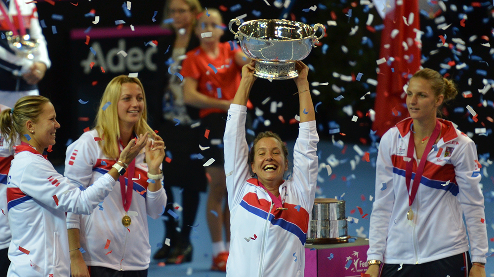 How does the Fed Cup work?