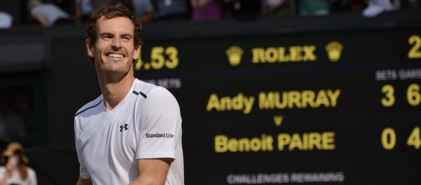 Andy Murray quiz