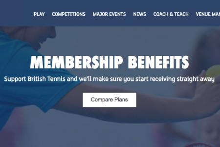 LTA membership